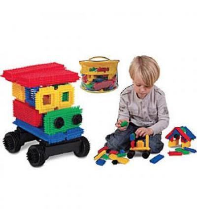 Magic Brix Jumbo 140 pc Set