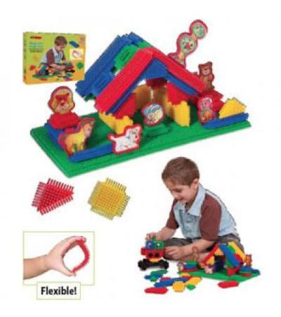 Magic Brix Mega Pack 122 pc Set