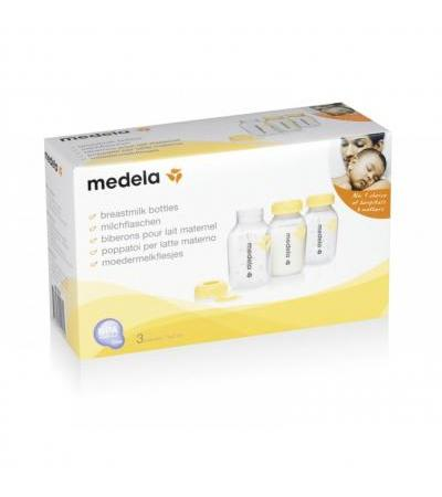 Medela- Breastmilk Bottles 150 Ml (3 Pcs)
