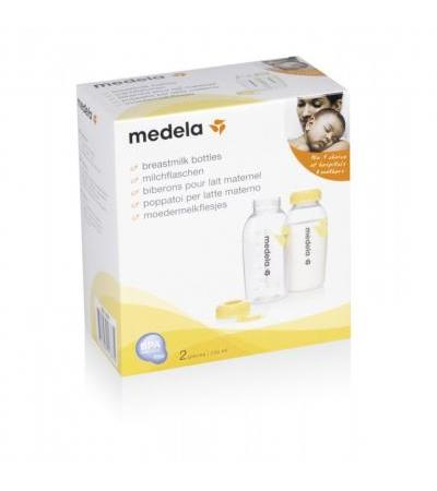 Medela- Breastmilk Bottles 250 Ml (2 Pcs)