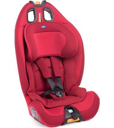 Chicco Kindersitz Gro-up Red Passion - Modell 2017